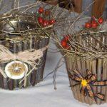 Интересные идеи декорирования цветочных горшков