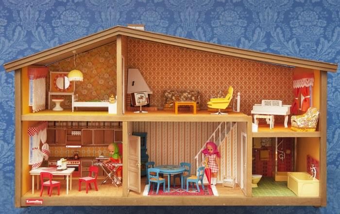 Большой домик для детей