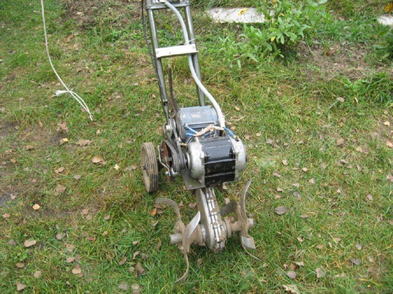 Электрокультиватор для сада