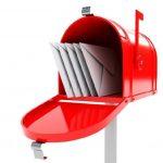 американский почтовый ящик