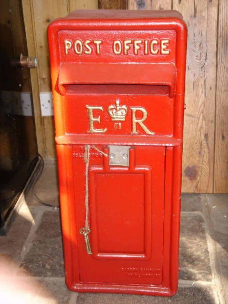 английский почтовый ящик