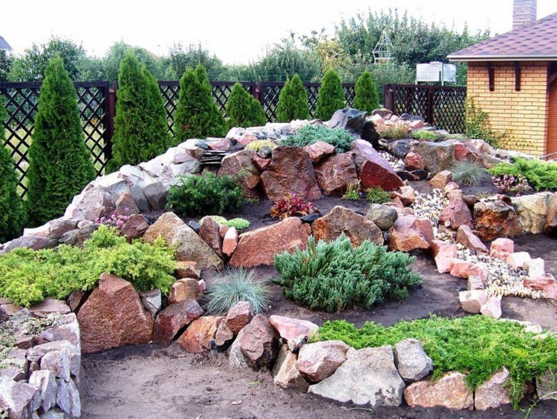 Дизайн сада своими руками