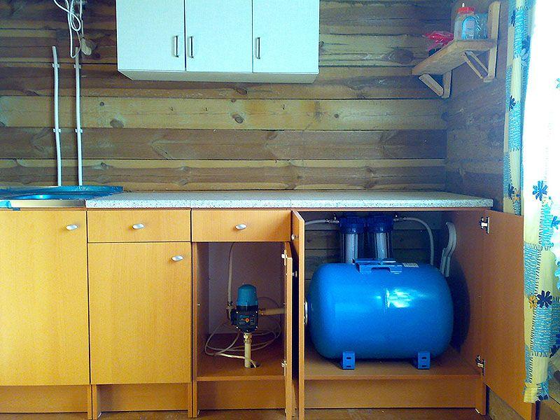 фильтр водопровода