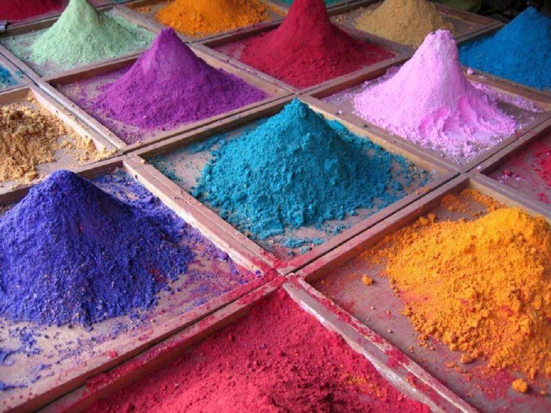 Пигментные красители для плитки