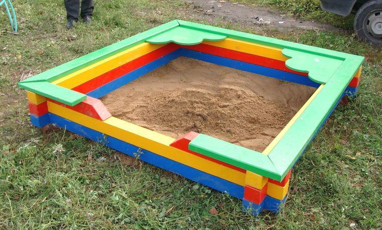 Готовая песочница