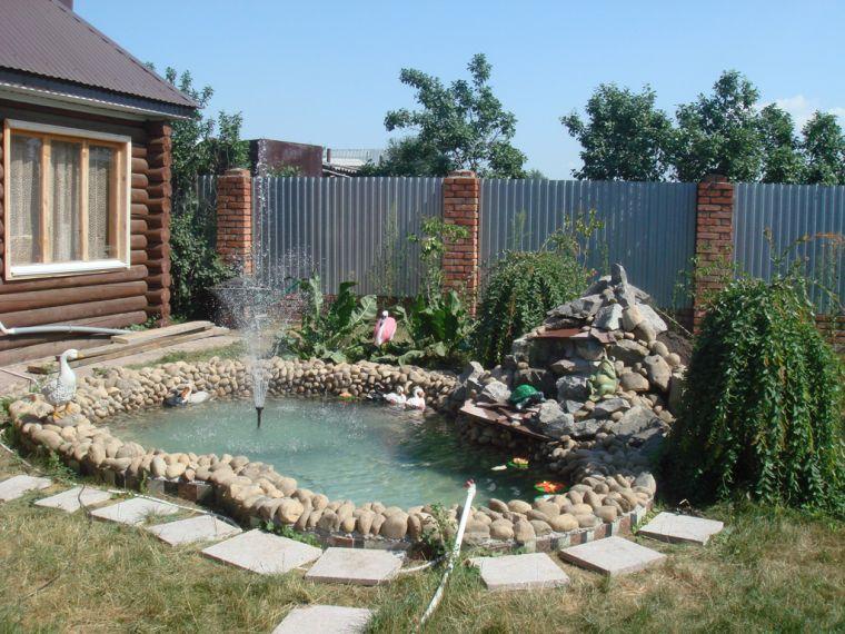 Место для фонтана
