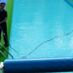 уход за бассейном на даче