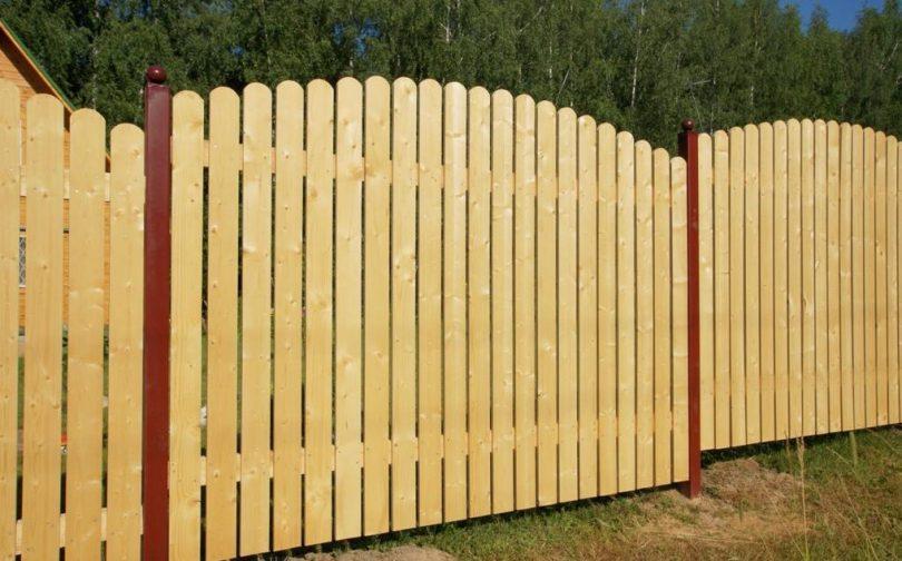 Резной забор своими руками 974