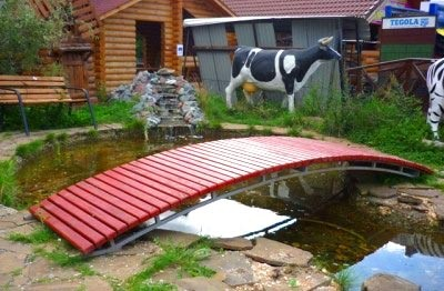 Как сделать маленький водоем на даче
