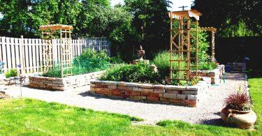 Необычный огород, идеи