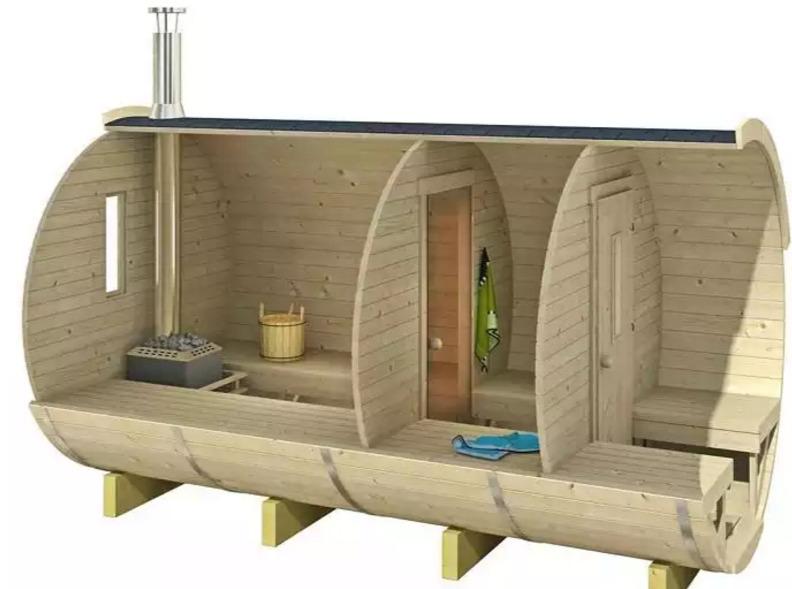 Как построить каркасную баню быстро и недорого