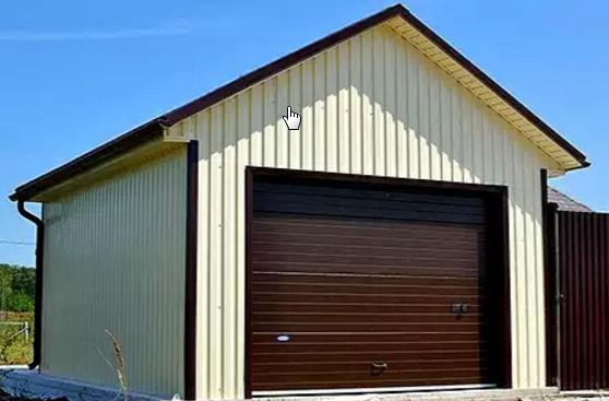 Разборный гараж купить