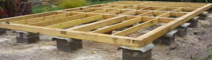 Как самому построить каркасную баню