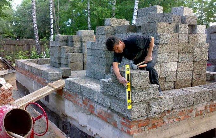 Арболит: используем для строительства