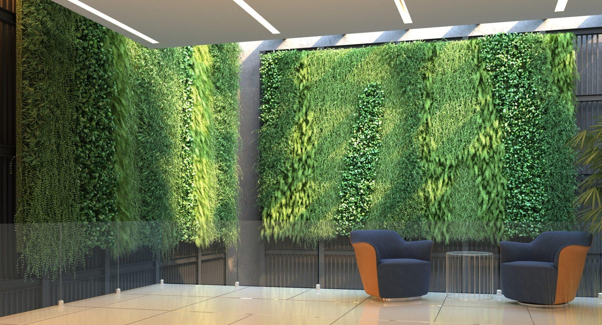 Вертикальное озеленение в квартире своими руками фото фото 5
