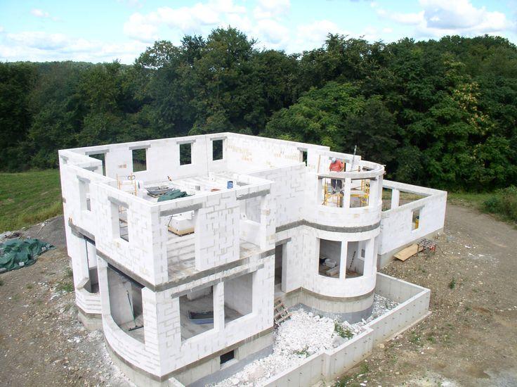 dalle monolithique pour habitation