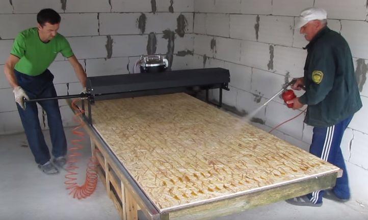 Изготовление сип панелей своими руками фото 418