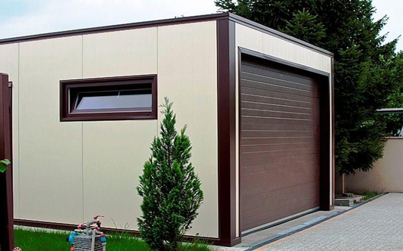 Сделать гараж из поликарбоната
