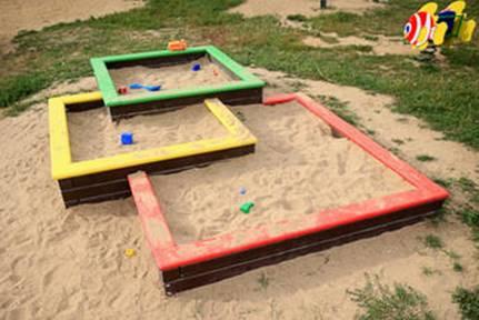 Секционная песочница