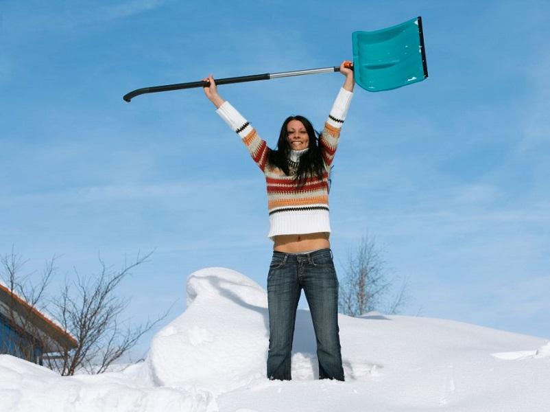 Лопата для снега своими руками видео фото 707