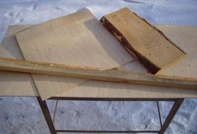 Изготовление черенка для лопаты
