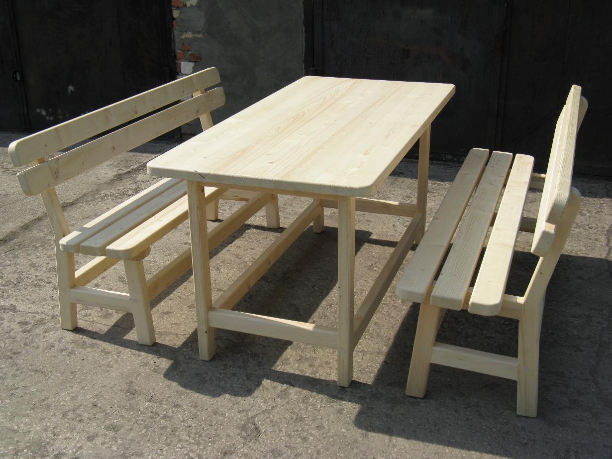 Простой стол своими руками из дерева фото фото 888