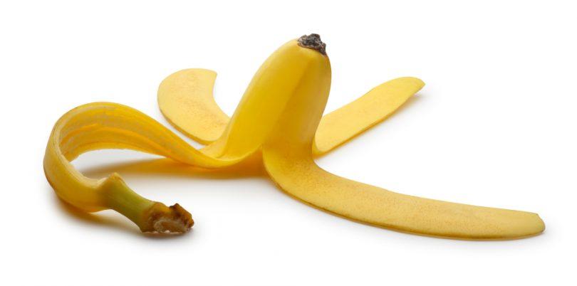 Как сделать удобрение из банановой кожуры фото 521