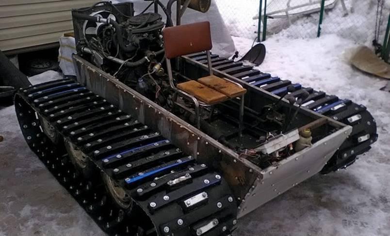Сборка механизма