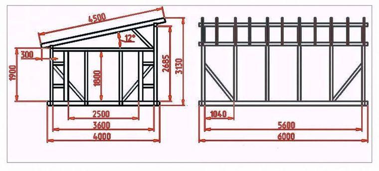 Хозблок своими руками на даче: правильно строим полезное сооружение